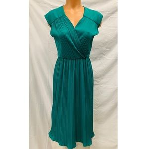 Dresses & Skirts - Vintage Alfred Shaheen Teal Cocktail Dress Pinup